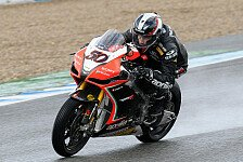 Superbike - Aprilia offiziell in die WSBK-Saison gestartet: Laverty spricht vom WM-Titel