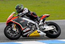 Superbike - Testfahrten in Jerez