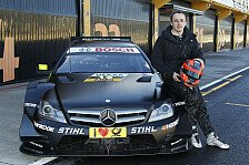DTM - Gelungener Einstand: Video - Interview - Robert Kubica