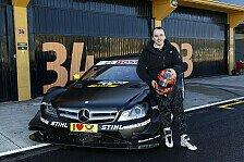 DTM - Valencia - Robert Kubica testet im Mercedes