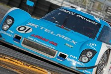 Sportwagen - Daytona: Ganassi im ersten Training vorne