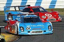 Mehr Sportwagen - Endspurt von Montoya : F�nfter Daytona-Erfolg f�r Ganassi