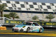 Sportwagen - Daytona: Vier Porsche an der Spitze