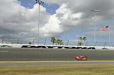 Sportwagen - Daytona-Wetter: Regen unwahrscheinlich