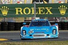 Mehr Sportwagen - BMW dominiert, Porsche l�sst Federn: Daytona: Ganassi-Duo in F�hrung