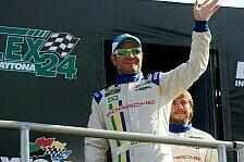 Mehr Sportwagen - Gefallen am Daytona-Rennen: Barrichello bald in Le Mans?