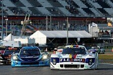 Sportwagen - Daytona: Ganassi verliert ein Auto