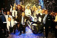 MotoGP - Pr�sentation der ART: Abraham will CRT-Titel