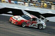 Sportwagen - Bachler bei Daytona-Premiere auf Rang 11