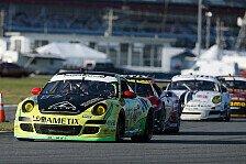 Sportwagen - Daytona: Ragginger in den Top-10