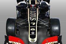 Formel 1 - Schnelligkeit geht erneut vor Sch�nheit: Stufennase wird 2013 wohl bleiben