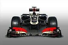 Formel 1 - Das Geheimnis ist gel�ftet: Video: Lotus E21 Live Launch