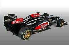 Formel 1 - Wo ist die Evolution?: Technikanalyse Lotus E21