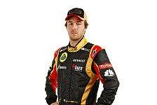 Formel 1 - Die zweite Garde: Video - Die Lotus-Testfahrer im Interview