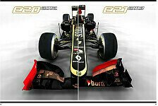 Formel 1 - Bilderserie: Technikanalyse Lotus E21
