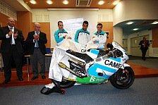 MotoGP - Zarco will in der Moto2 um Siege k�mpfen: Iodaracing pr�sentiert sich f�r 2013