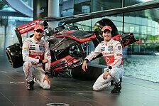 Formel 1 - Unter der Haube ist alles anders: Button: McLaren mit guten Titelchancen