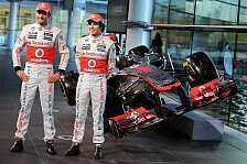 Formel 1 - Chromfarbene Herausforderung: Video - Perez: Erlebnisse im Simulator