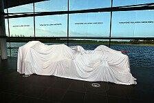 Formel 1 - MP4-29 nur online zu sehen: McLaren stellt neues Auto am 24. Januar vor
