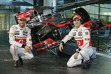 Formel 1 - Auf Augenh�he mit Perez: Video - Button: Ich bin nicht der Boss