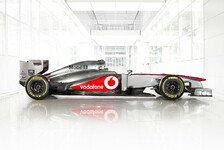 Formel 1 - Sechs Monate zur�ck: McLaren: Zeitverlust in langsamen Passagen