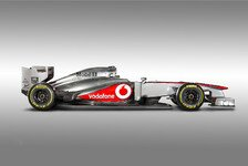Formel 1 - Pr�sentation McLaren MP4-28