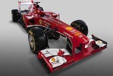 Formel 1 - F138 als erstes eigenes Auto: Ferrari benennt neuen Chef-Designer