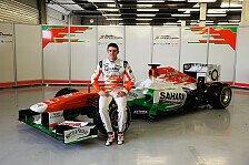 Formel 1 - Viele offene Fragen: Blog: Force Indias fragw�rdiges Erscheinungsbild