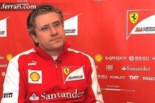 Formel 1 - Niemals in Stillstand geraten: Video - Pat Fry im Interview
