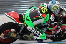 Bikes - Lowes & Leonov gut drauf: WSS - Yakhnich testet erfolgreich in Jerez