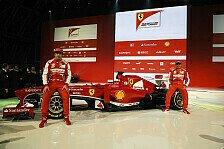 Formel 1 - Jagd auf Vettel: Video - Alonso: Meine Gegner f�r 2013