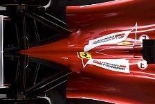 Formel 1 - Bilderserie: Technikanalyse Ferrari F138 in Bildern
