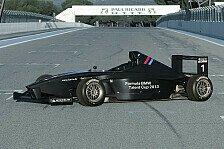 Mehr Motorsport - Boliden in neuem Design: Formel BMW Talent Cup: Alles neu f�r 2013