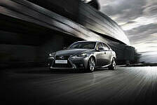 Auto - Pr�sentation in Genf: Lexus IS 300h: Europapremiere!