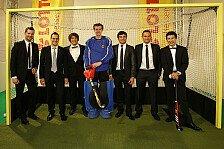 DTM - Meisterauflauf in Wiesbaden: DTM mittendrin beim 43. Ball des Sports