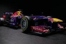 Formel 1 - Vettels neuer Renner: Video - Red Bulls RB9 entsteht