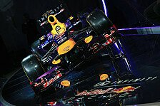 Formel 1 - Namenlose Sch�ne: Video - Red Bull Pr�sentation 2013