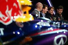 Formel 1 - Kontinuit�t ist der Schl�ssel: Red Bull: Zusammenhalt als gro�er Vorteil