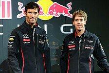 Formel 1 - Neuer Ingenieur, neues Gl�ck: Mark Webber