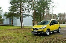 Auto - Crossover mit innovativer Traktionstechnologie : Renault: Neuer Sc�nic Xmod