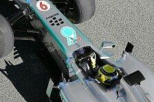 Formel 1 - Einfach der Hammer: Video - Rosberg f�hlt sich wohl im F1 W04