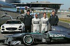 Formel 1 - Kurzfristig stabil bleiben, langfristig wachsen: Rosberg: Haug-Abl�sung ohne direkte Folgen