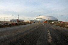 Formel 1 - Baum�ngel behoben: Tilke: Die Strecke in Sotschi wird fertig sein