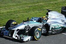 Formel 1 - Aerodynamik & Performance: Brawn: Gro�er Fortschritt