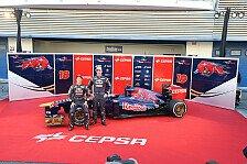 Formel 1 - Pluspunkt Fahrer-Duo: Tost: Gro�e Erwartungen
