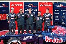 Formel 1 - Viel Neues soll das Team auf Erfolgskurs bringen: Tost erkl�rt Ver�nderungen bei Toro Rosso