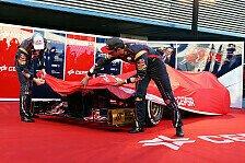 Formel 1 - Kurz vor den Testfahrten : Toro Rosso pr�sentiert STR9 in Jerez