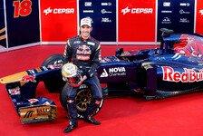 Formel 1 - Gutes Auto, gute Leistung : Vergne: Keine Angst um Toro-Rosso-Cockpit