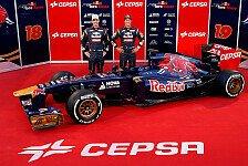 Formel 1 - Hingabe & Disziplin: Toro Rosso verl�ngert mit wichtigem Sponsor