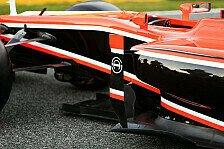Formel 1 - Sponsorenlogos werden kommen: Marussia laut Lowdon finanziell gut aufgestellt